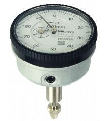 Relógio Comparador com Fuso Perpendicular 5mm  0,01mm  1160T