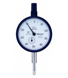 Relógio Comparador Modelo Padrão Tampa Com Orelha 10mm/0,01mm – 2047S