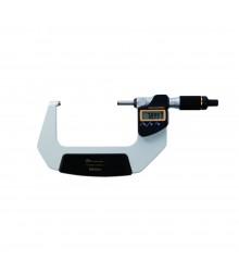 Micrômetro Externo Digital 75-100 mm  0,001 mm QuantuMike Com Saída de Dados  Fuso com Avanço Rápido  293-143-30