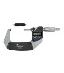 Micrômetro Externo Digital 50-75mm  0,001mm Sem Saída de Dados Com Proteção IP65  293-242-30
