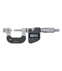 Micrômetro Externo Digital Para Roscas 75-100mm/0,01mm  (Batentes/Pontas Intercambiáveis Vendidos Separadamente)  – 326-254-30