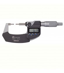 Micrômetro Externo Digital 0-25mm  0,001mm Com Pontas Finas 331-251-30