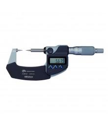 Micrômetro Externo Digital 0-25mm  0,001mm  Com Pontas Cônicas 342-261-30