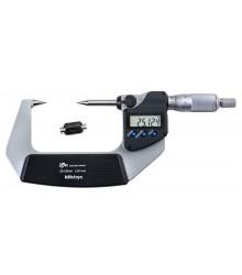 Micrômetro Externo Digital Com Pontas Cônicas 30° 25-50mm/0,001mm – 342-262-30