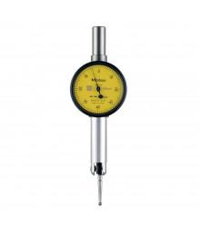 Relógio Apalpador Com Corpo Cilíndrico 0,8mm  0,01mm  Jogo Completo 513-517T