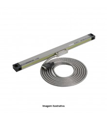 "Escala linear AT-715 de 450mm/18"" - 539-808"