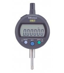 """Relógio Comparador Digital ABSOLUTE ID-CX Tampa Com Orelha Com Preset 12,7mm/ .5"""" - 0,001mm/ .00005"""" – 543-392"""