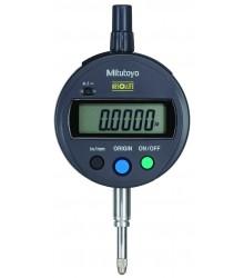 """Relógio Comparador Digital ABSOLUTE ID-SX Tampa Lisa Melhor Custo-Benefício 12,7mm/ .5"""" - 0,001mm/ .00005"""" – 543-791B"""