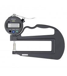 Medidor de Espessura Manual Digital Modelo Padrão Arco Profundo 10mm/0,01mm – 547-321