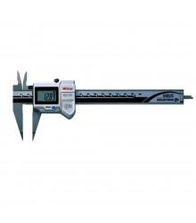 Paquímetro Digital Com Bico Fino ABSOLUTE Sem Roldana 150mm  0,01mm  573-622-20