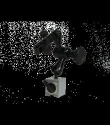 Suporte Magnético Articulado Com Travamento Mecânico Raio de Alcance 159 mm – 7031B