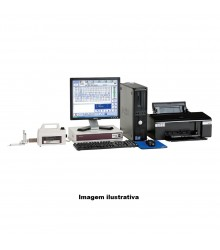 Rugosimetro SURFTEST SJ-500P – Leitura Polegada/mm Força de Medição 4mN Com Unidade de Processamento de Dados - SJ-500P – 178-531-02
