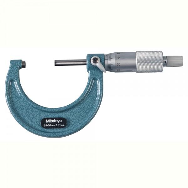 Micrômetro Externo 25-50mm 0,01mm 103-138