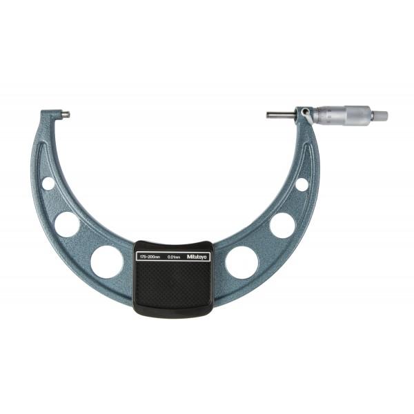 Micrômetro Externo 175-200mm 0,01mm 103-144-10
