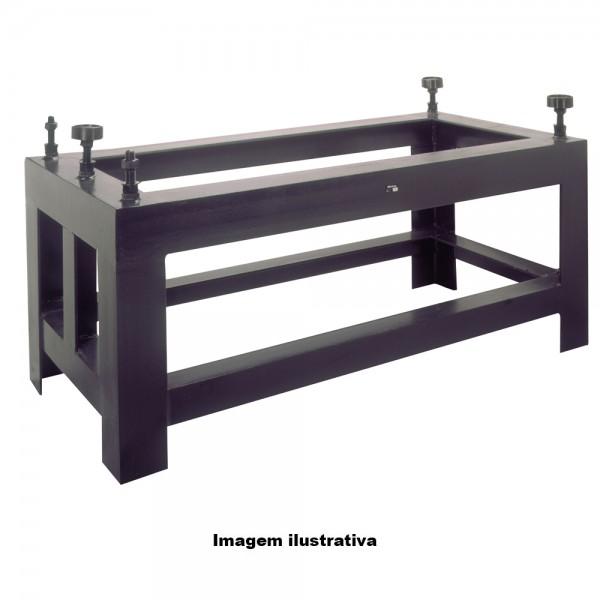 Suporte para Desempeno de Granito 1200 x 800 x 750 mm – 156-838