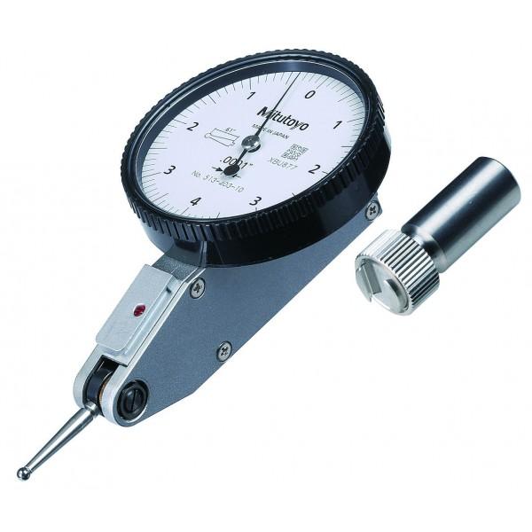 """Relógio Apalpador Ponta de Metal Duro .008""""/.0001"""" – 513-403-10E"""