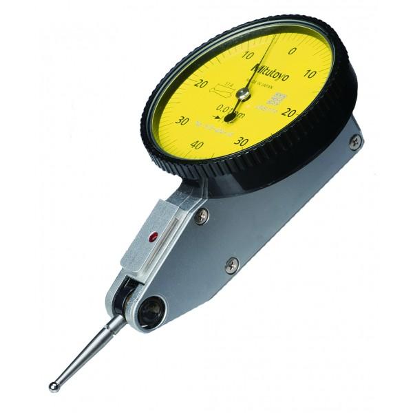 Relógio Apalpador 0,80mm 0,01mm Ponta de Metal Duro 513-404-10E