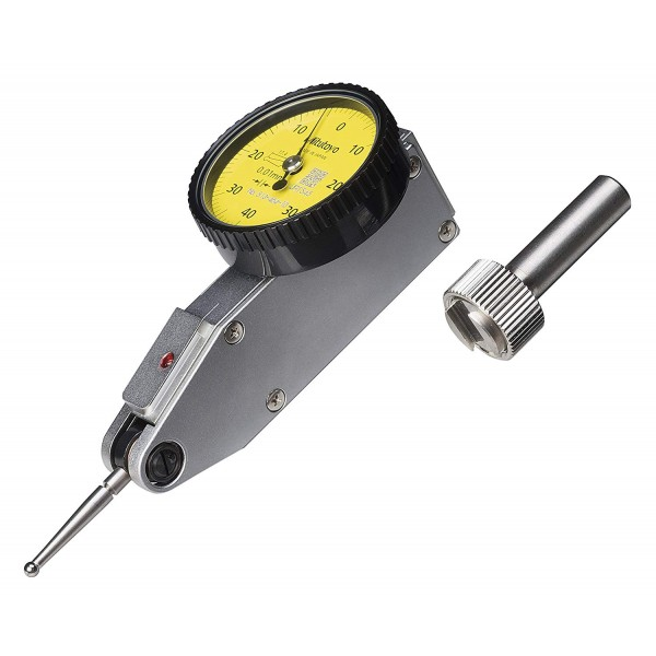 Relógio Apalpador Ponta de Metal Duro 0,8mm/0,01mm – 513-464-10E