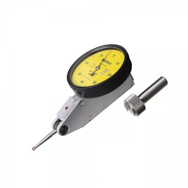 Relógio Apalpador 0,8mm 0,01mm Ponta de Rubi 513-474-10E