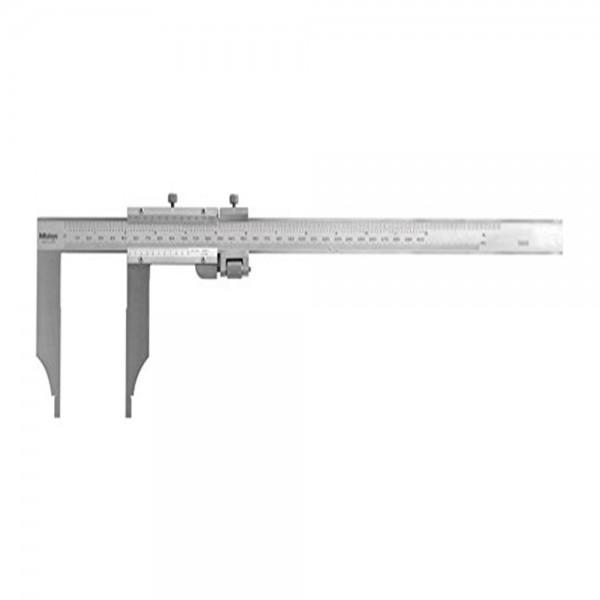 "Paquímetro Analógico de Bico Longo 300mm/12"" - 0,02mm/ .001"" – 534-105"