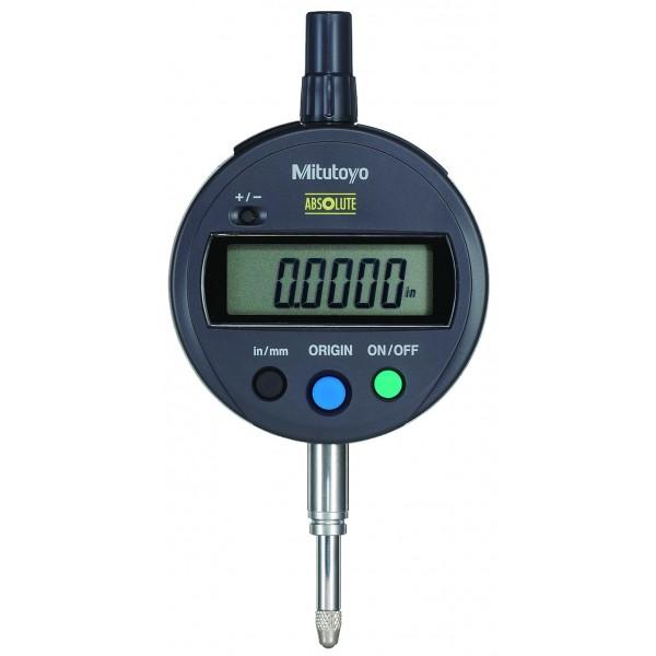 Relógio Comparador Digital ABSOLUTE 12,7mm 0,01mm ID-SX Tampa Com Orelha Melhor Custo-Benefício 543-782