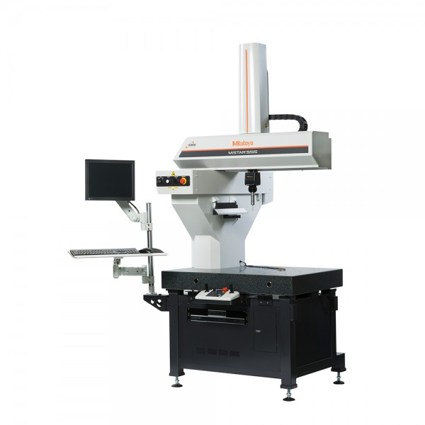 Máquina de Medição in Line MiSTAR 555