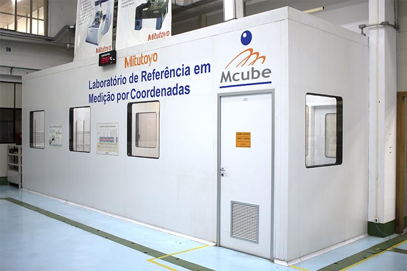 Laboratório de Referência em Medição por Coordenadas